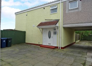 Thumbnail 3 bed semi-detached house for sale in Fairhaven, Skelmersdale, Lancashire