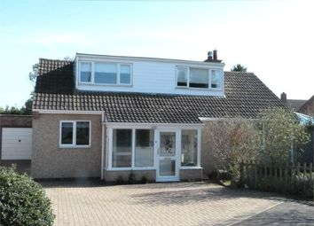 Thumbnail 4 bed detached bungalow for sale in Lammas Close, Ashby Parva, Lutterworth