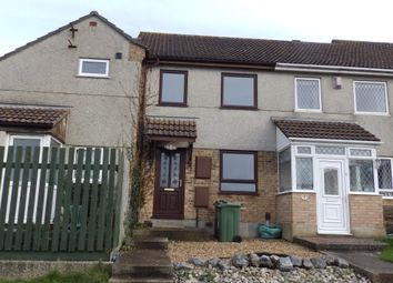 Thumbnail 2 bed terraced house to rent in Hedingham Close, Plympton, Plymouth, Devon