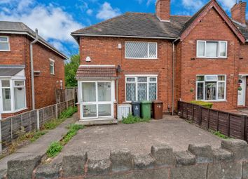 Thumbnail 3 Bed End Terrace House For Sale In Abbotts Street Bloxwich Walsall