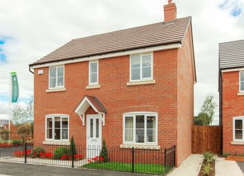 "Thumbnail 4 bed detached house for sale in ""The Chedworth"" at Snellsdale Road, Newton, Rugby"
