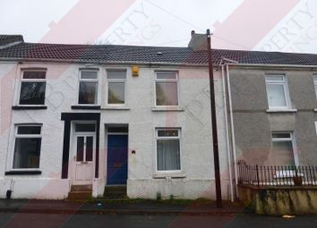 Thumbnail Terraced house to rent in Kimberley Road, Sketty, Swansea