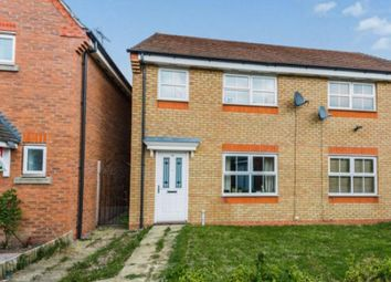 Thumbnail 3 bed semi-detached house for sale in St. David Drive, Wednesbury