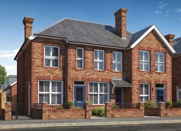 Thumbnail 1 bedroom flat for sale in Crowborough Hill, Crowborough