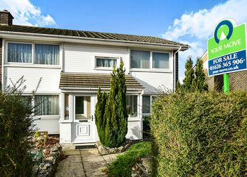 Thumbnail 3 bed semi-detached house for sale in Raleigh Road, Newton Abbot
