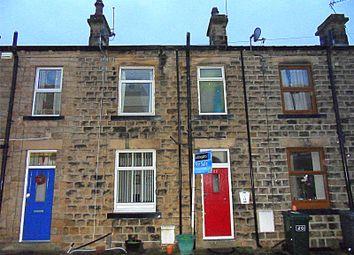 Thumbnail 1 bedroom terraced house for sale in North Street, Mirfield, West Yorkshire