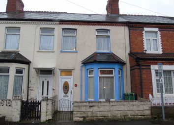 Thumbnail 3 bed terraced house for sale in Forrest Road, Canton, Cardiff