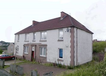 Thumbnail 4 bed flat for sale in 6A & 6c, Hawthorn Drive, Coatbridge ML54Rq