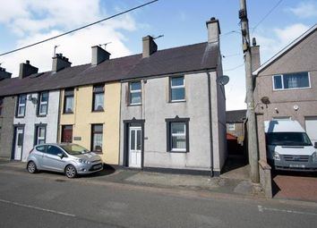 Thumbnail 2 bed end terrace house for sale in Snowdon View, Llangaffo, Anglesey, North Wales
