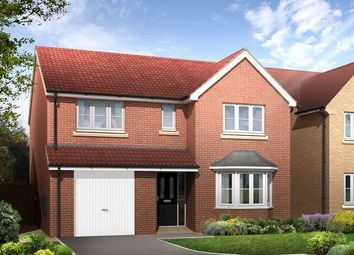 "Thumbnail 4 bed detached house for sale in ""The Hunsley"" at Showground Road, Malton"