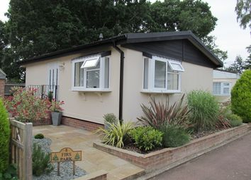 Thumbnail 1 bed mobile/park home for sale in Firs Park (Ref 5356), Petersfield, Hampshire