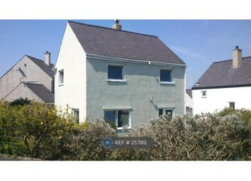 Thumbnail 3 bed detached house to rent in Caeau Gleision, Bangor