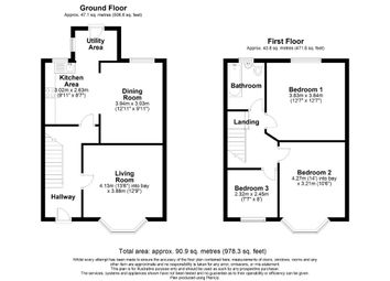 Thumbnail 3 bed terraced house to rent in Clydesdale Road, Wallasey, Wirral