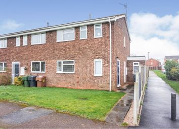 Thumbnail 3 bed end terrace house for sale in Buckfast Close, Bromsgrove