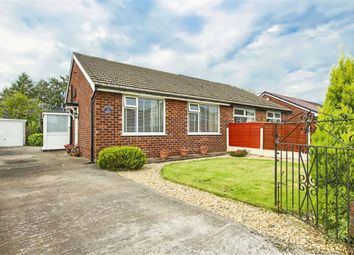 Thumbnail 2 bed semi-detached bungalow for sale in Chelford Drive, Swinton, Manchester