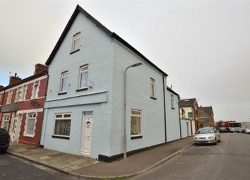 Thumbnail 5 bed end terrace house for sale in Phyllis Street, Barry