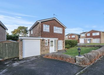 Thumbnail 3 bed detached house for sale in High Beeches, Nork, Banstead