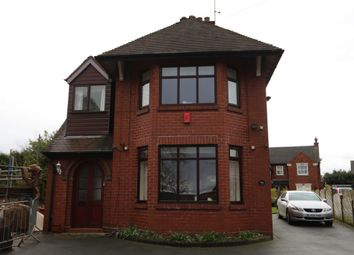 Thumbnail 3 bed detached house for sale in Caverswall Road, Blythe Bridge