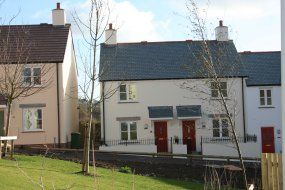 Thumbnail 2 bed semi-detached house to rent in Lower Saltram, Oreston, Plymstock
