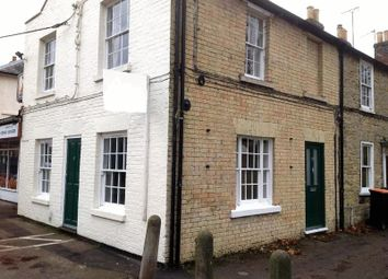 Thumbnail 2 bed cottage to rent in High Street, Harrold, Bedford