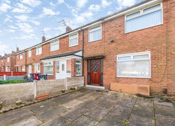 Thumbnail 2 bed terraced house for sale in Riding Hill Road, Knowsley, Prescot, Merseyside