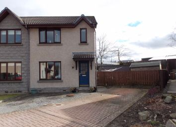 Thumbnail 3 bed property for sale in Stewart Grove, Alford