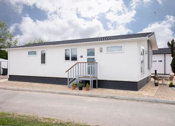 Thumbnail 2 bed mobile/park home to rent in Carterton Mobile Home Park, Carterton