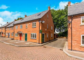 Thumbnail 1 bed flat for sale in Rectory Gardens, Newbold Verdon, Leicester