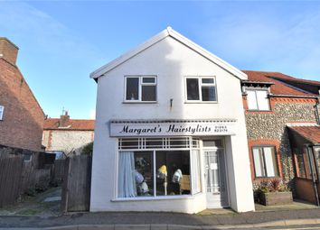 Thumbnail 1 bedroom semi-detached house for sale in Co-Operative Street, Sheringham