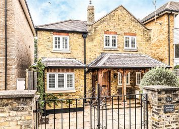 Thumbnail 3 bed detached house for sale in Catherine Road, Surbiton