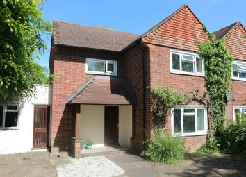 Thumbnail 3 bed semi-detached house for sale in Oaken Drive, Claygate, Esher