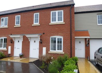 Thumbnail 3 bed end terrace house to rent in Housman Way, Cleobury Mortimer, Kidderminster