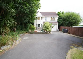 Thumbnail 4 bedroom detached house for sale in Velator Close, Braunton