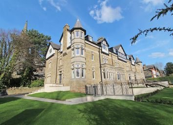 Thumbnail 1 bedroom flat for sale in Apartment 4, The Balmoral, Kings Road, Harrogate