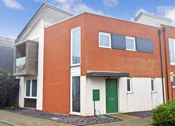Thumbnail 3 bed semi-detached house for sale in Clock House Rise, Coxheath, Maidstone, Kent