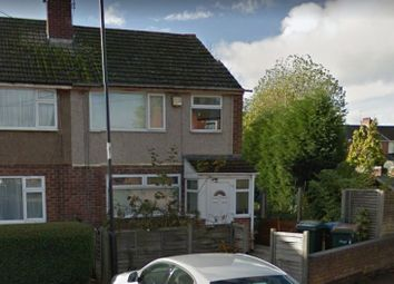 Thumbnail 3 bed terraced house to rent in Belmont Road, Coventry, West Midlands