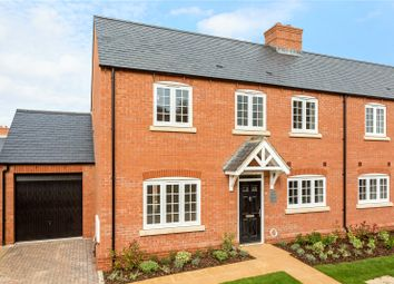 Thumbnail 3 bed semi-detached house for sale in Milton Road, Adderbury, Banbury, Oxfordshire