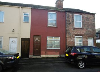Thumbnail 2 bed terraced house for sale in 4 Albany Street, Gainsborough, Lincolnshire