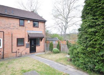 Thumbnail 2 bed semi-detached house for sale in Tynedale Court, Meanwood, Leeds, West Yorkshire