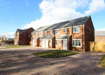 Thumbnail 2 bed semi-detached house for sale in Cotton Field Road, Holmes Chapel, Crewe
