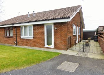 Thumbnail 2 bed semi-detached bungalow for sale in Manor House Lane, Ribbleton, Preston