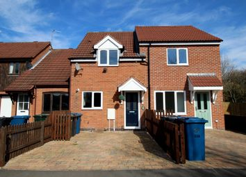 Thumbnail 2 bed terraced house to rent in Herons Court, West Bridgford, Nottingham