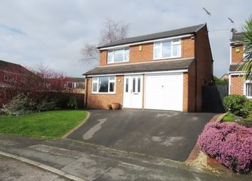 Thumbnail 4 bed detached house for sale in Willington Road, Etwall, Derby