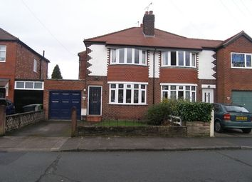 3 bed semi-detached house for sale in 3 Bed House For Sale, Northgate Avenue, Macclesfield SK10