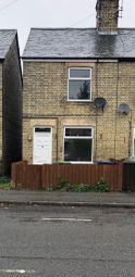 Thumbnail 3 bed end terrace house to rent in Upwell Road, Peterborough, Cambridgeshire