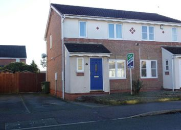 Thumbnail 3 bed semi-detached house to rent in Tom Paine Close, Thorpe Astley, Braunstone, Leicester