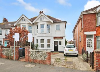 Thumbnail 1 bed flat to rent in Windsor Road, Worthing