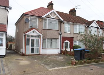 Thumbnail 3 bed semi-detached house to rent in Princes Avenue, Kingsbury, London