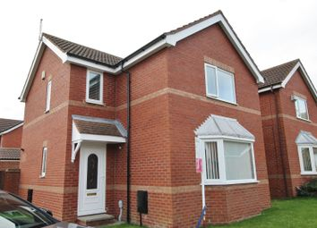Thumbnail 3 bed detached house for sale in Robinswood Drive, Bransholme, Hull, East Yorkshire