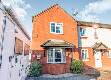 Thumbnail 2 bed end terrace house for sale in Peel Street, Lincoln